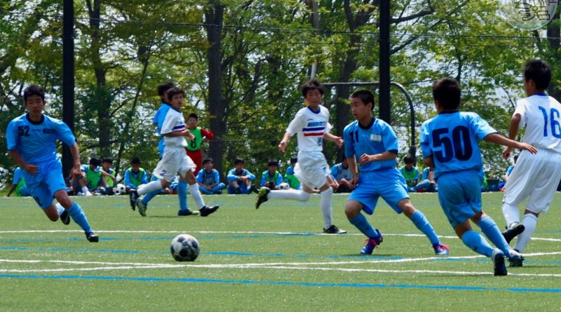 2017.05.21 道南カブス 第5節 vs.登別FC U15・U13