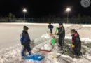 2017.12.05 まなびの里サッカー場 除雪実施