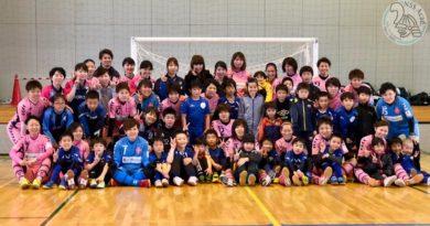 2018.04.01 ノルディーア北海道 サッカー教室