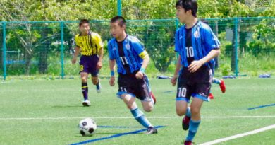 2018.06.09 U15道南カブス vs 伊達中サッカー部