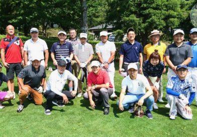 2019.08.16-18 NSSチャリティゴルフコンペ開催!