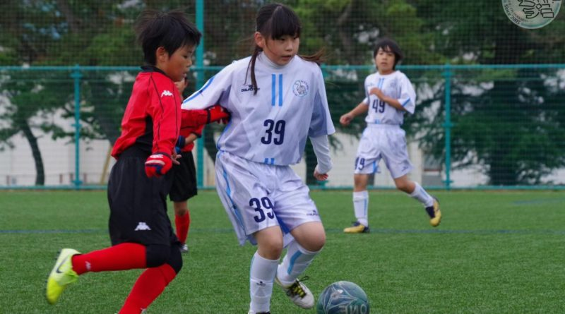 U10・U12 vs コンサドーレ室蘭U12